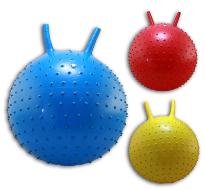 jumping ball Ø<br>46cm assorted colors